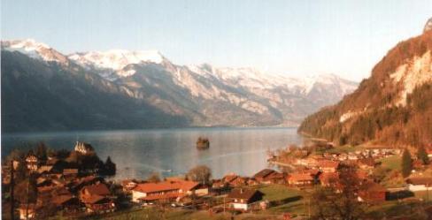 God's creativity - Switzerland