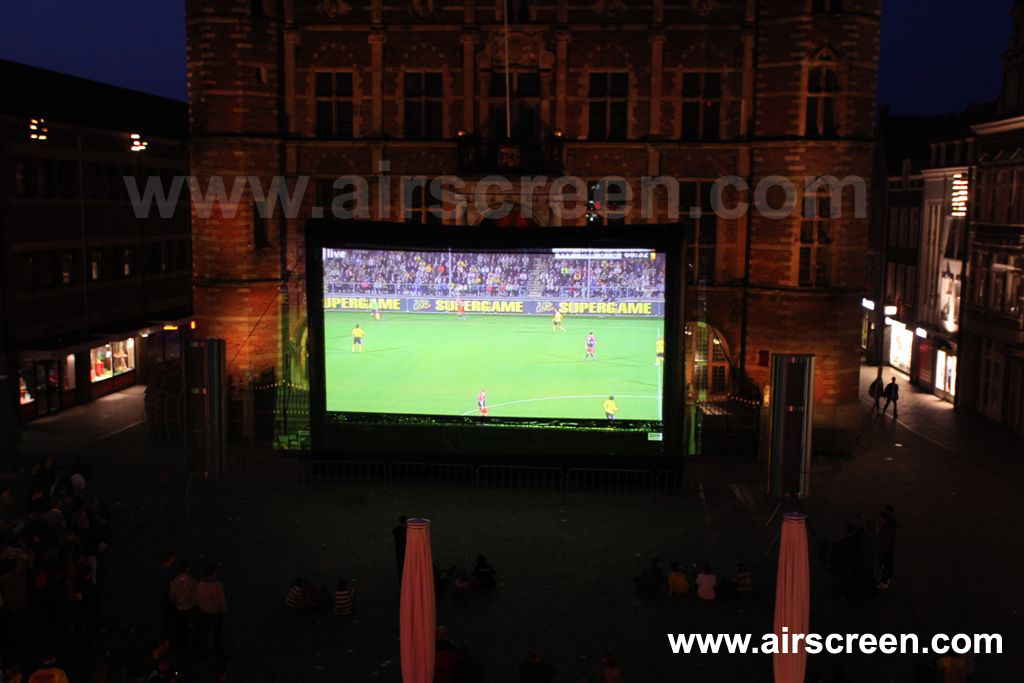AIRSCREEN in the Netherlands