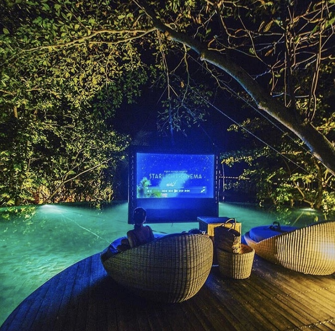 Infinity Pool Cinema