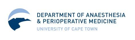 Dept Anaesthesia & Perioperative Medicine