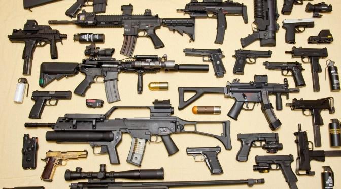 OA161:  Gun Control & the Constitution