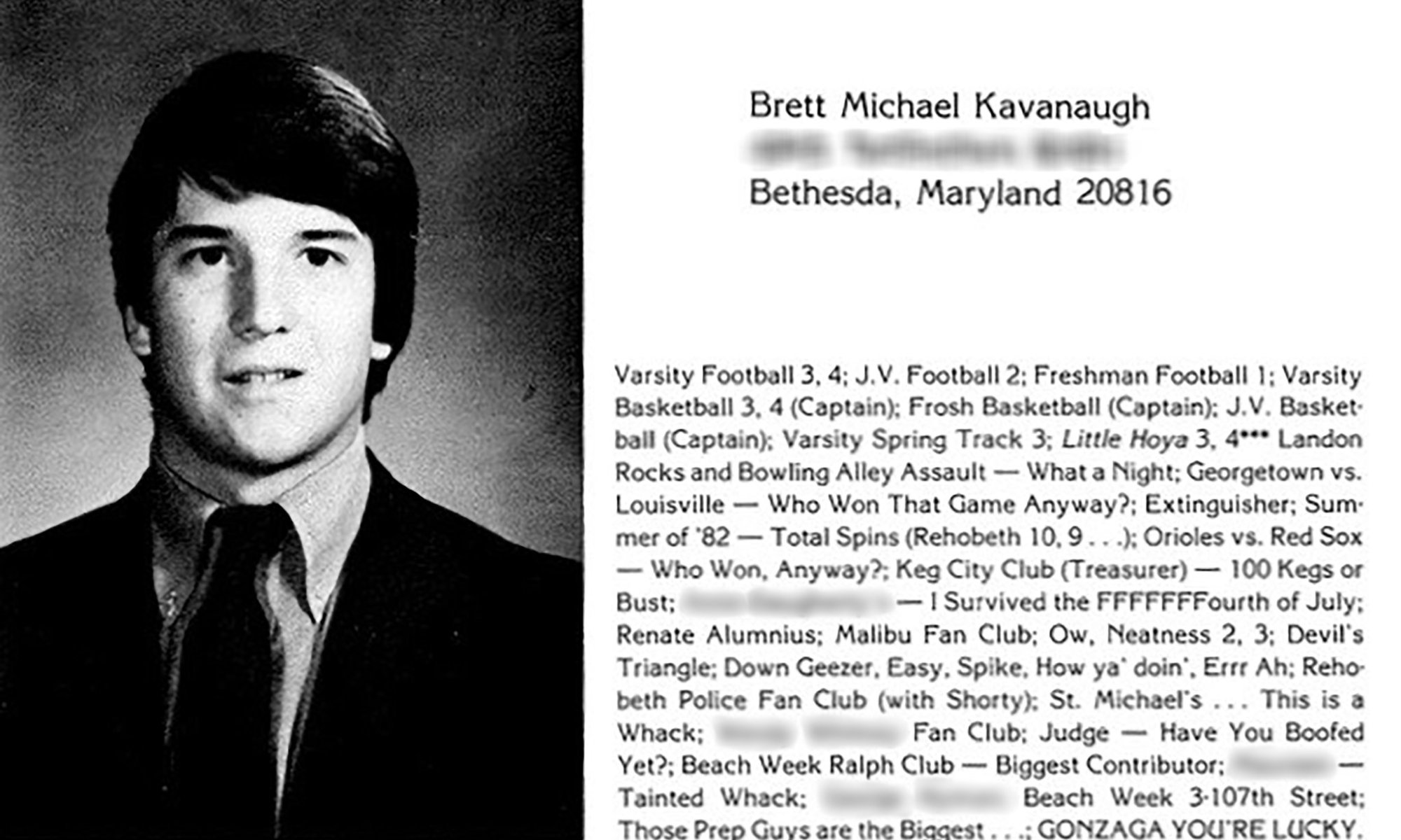 Brett Kavanaugh Archives - Opening Arguments