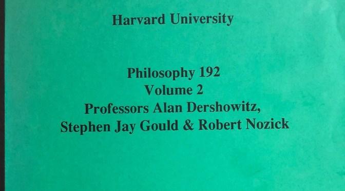 OA198: What Is Alan Dershowitz Thinking?