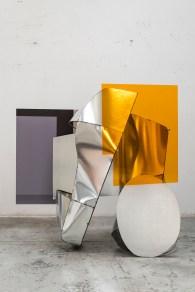 Art Basel install Liu Wei