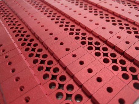 OBT Red bracket BC1