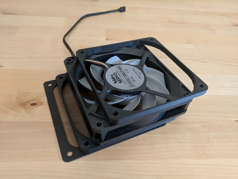 OBT Radiator 360mm fan