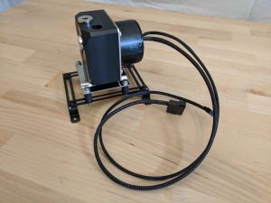 OBT Radiator 360mm mount pump