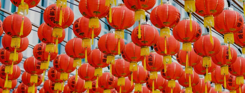 hundred lantern CNY