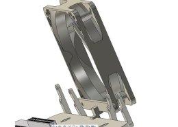 120mm fan bracket open benchtable