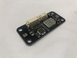 lpc debug card front side