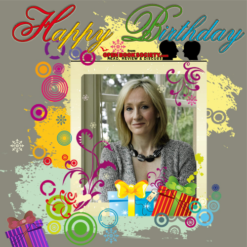 OBS J.K. Rowling birthday