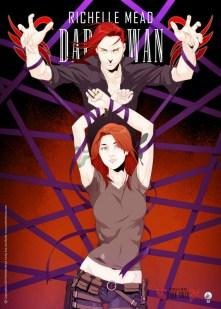 Richelle Mead's Dark Swan Poster 1