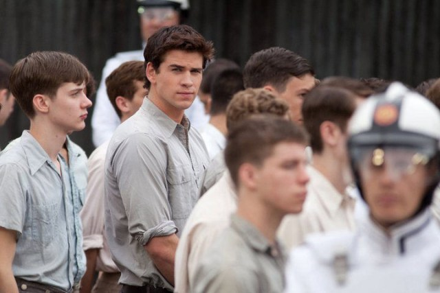 HUNGER GAMES NEWS FOR AUG. 15TH: GALE AT REAPING, ELIZABETH BANKS INTERVIEW, FANTASY SOUNDTRACK, THEORIES AND SPECULATIONS