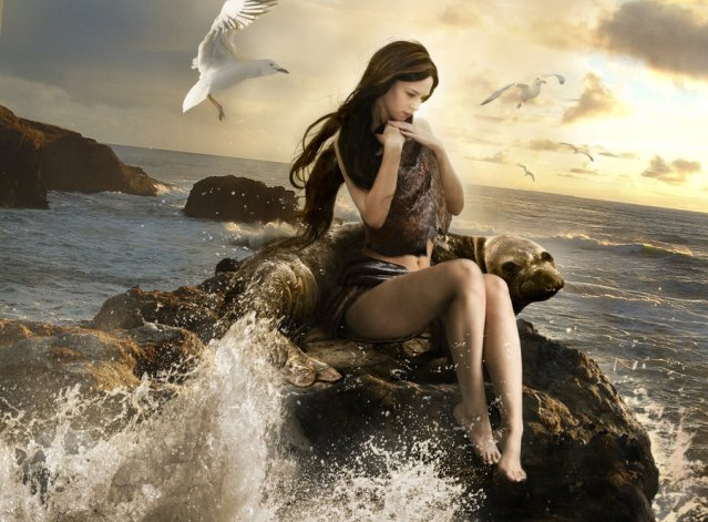 SELKIES MYTHICAL CREATURES THROUGHOUT HISTORY