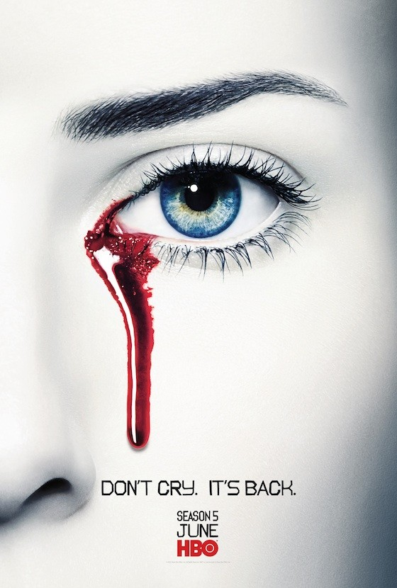 'TRUE BLOOD' SEASON 5 POSTER RELEASED