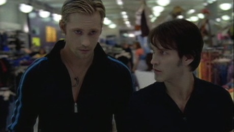 ALEXANDER SKARSGARD TALKS OF THE UPCOMING BROMANCE IN 'TRUE BLOOD' SEASON 5