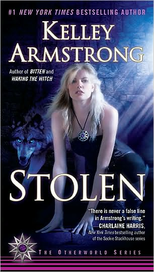 STOLEN (WOMEN OF THE OTHERWORLD, BOOK #2) BY KELLEY ARMSTRONG: BOOK REVIEW