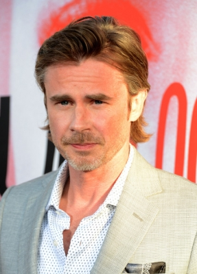 SAM TRAMMELL TO STAR IN 'WHITE RABBIT'