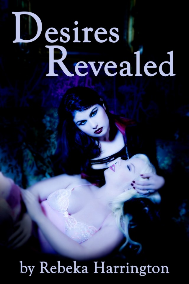 DESIRES REVEALED BY REBEKA HARRINGTON: BOOK REVIEW