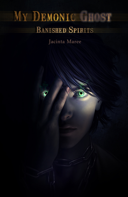 MY DEMONIC GHOST (BANISHED SPIRITS SERIES) BY JACINTA MAREE: BOOK REVIEW