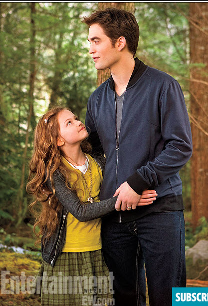 "EW RELEASES MORE ""BREAKING DAWN 2"" STILLS"