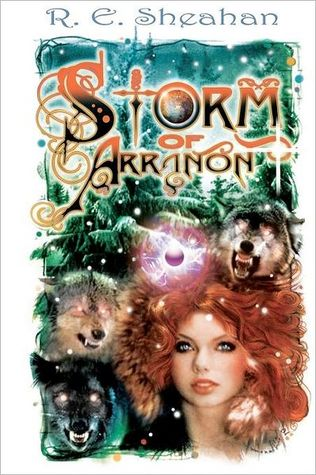 STORM OF ARRANON BY R.E. SHEAHAN: BOOK REVIEW