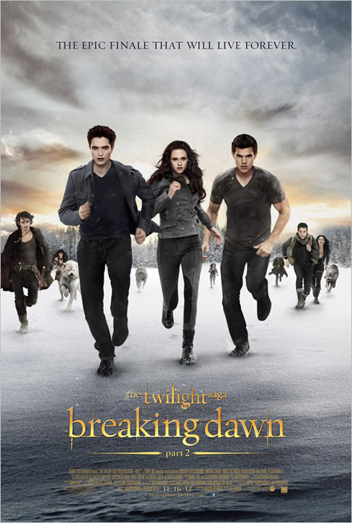 "TRACK LIST FOR ""THE TWILIGHT SAGA: BREAKING DAWN – PART 2"" SOUNDTRACK REVEALED"