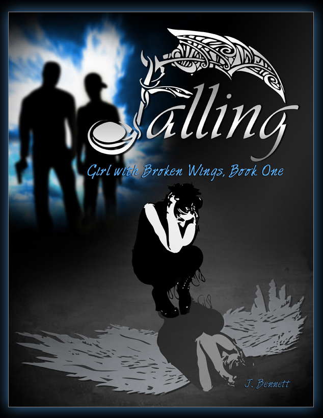 FALLING (GIRL WITH BROKEN WINGS, BOOK #1) BY J. BENNETT: BOOK REVIEW