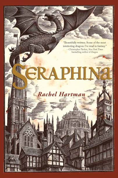 SERAPHINA (SERAPHINA, BOOK #1) BY RACHEL HARTMAN: BOOK REVIEW