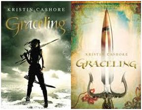 GRACELING BY KRISTIN CASHORE: BOOK COVERS AROUND THE WORLD