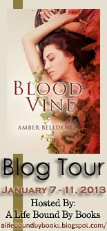 BLOG TOUR ANNOUNCEMENT: BLOOD VINE BY AMBER BELLDENE