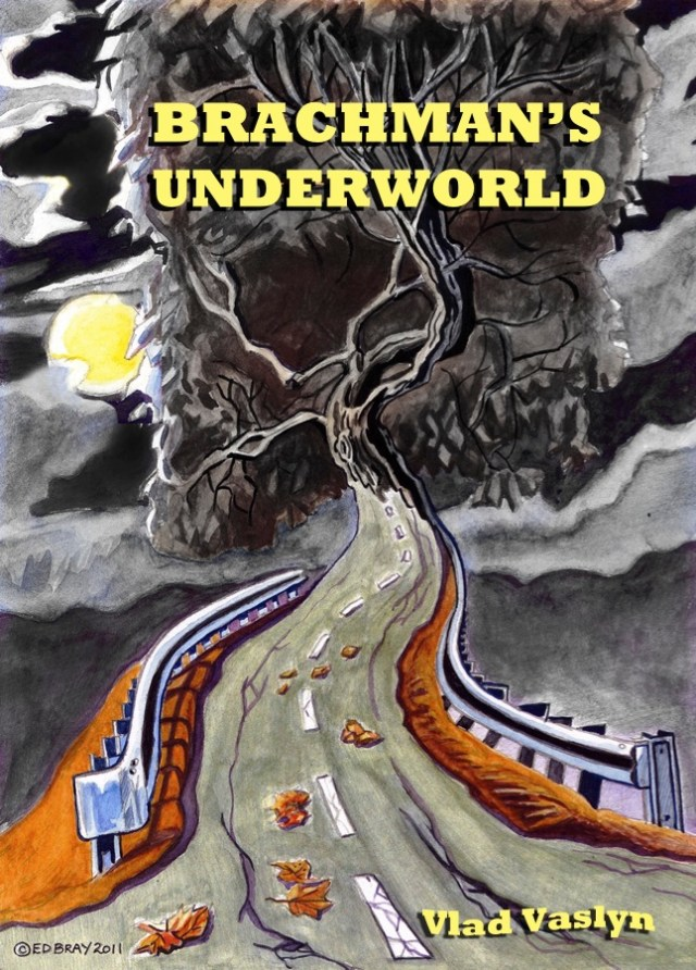 BRACHMAN'S UNDERWORLD BY VLAD VASLYN: BOOK REVIEW