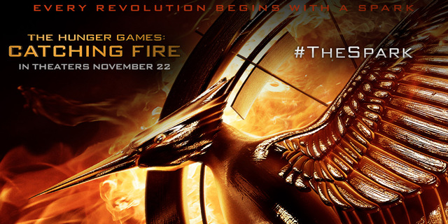 "MTV TO EXCLUSIVELY WORLD PREMIERE ""THE HUNGER GAMES: CATCHING FIRE"" TEASER TRAILER"