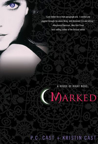 HOUSE OF NIGHT BY P.C. CAST: A TO Z