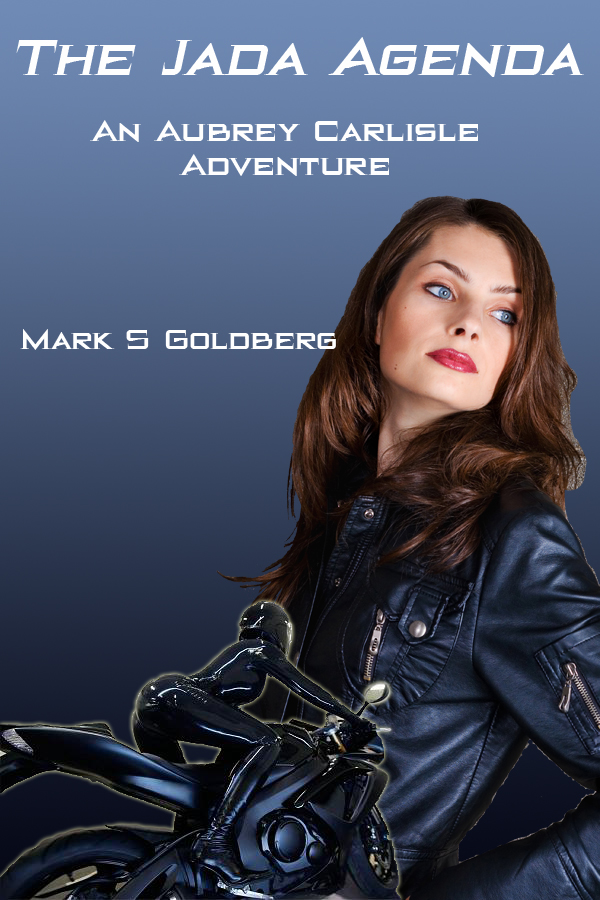 THE JADA AGENDA (AUBREY CARLISLE ADVENTURE, BOOK #1) BY MARK S. GOLDBERG: BOOK REVIEW