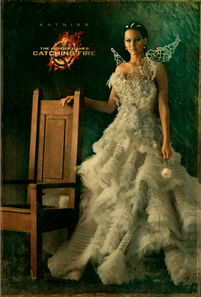THE HUNGER GAMES: CATCHING FIRE – CAPITOL PORTRAITS REVEALED