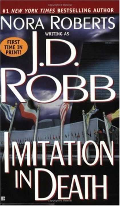 IMITATION IN DEATH (IN DEATH, BOOK #17) BY J.D. ROBB: BOOK REVIEW