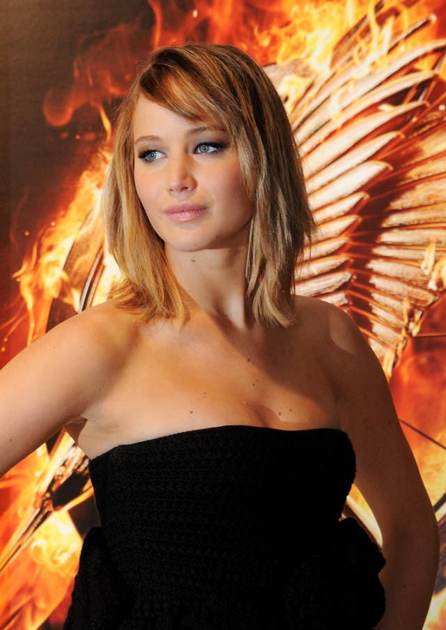 THE HUNGER GAMES: CATCHING FIRE AT CANNES