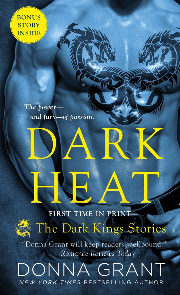 DONNA GRANT TO RELEASE DARK KING NOVELS