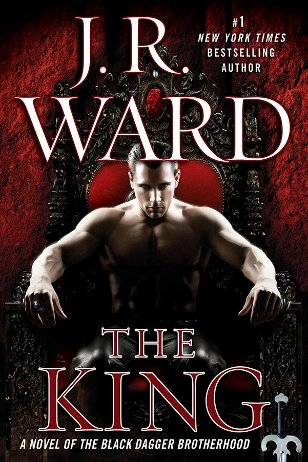 BLACK DAGGER BROTHERHOOD COVER REVEAL: THE KING