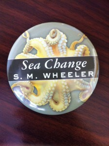 Sea Change Pin