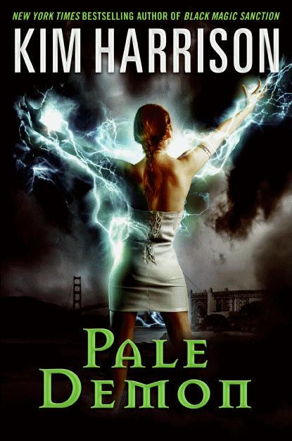 PALE DEMON (THE HOLLOWS, BOOK #9) BY KIM HARRISON: BOOK REVIEW
