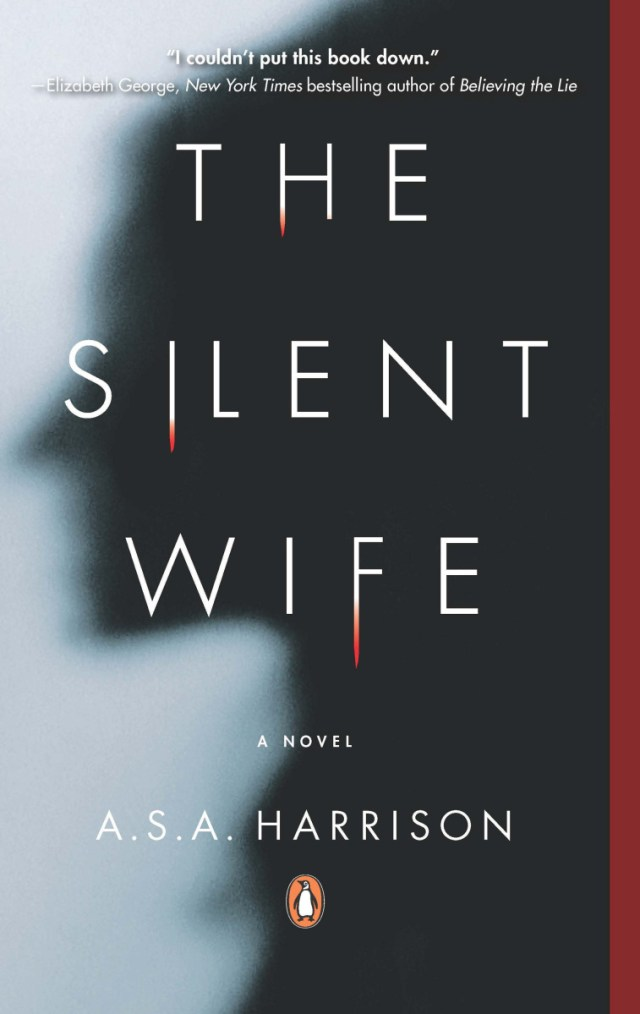 THE SILENT WIFE BY A.S.A. HARRISON: BOOK REVIEW