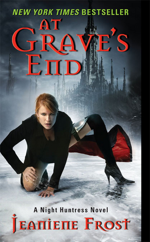 AT GRAVE'S END (NIGHT HUNTRESS, BOOK #3) BY JEANIENE FROST: BOOK REVIEW