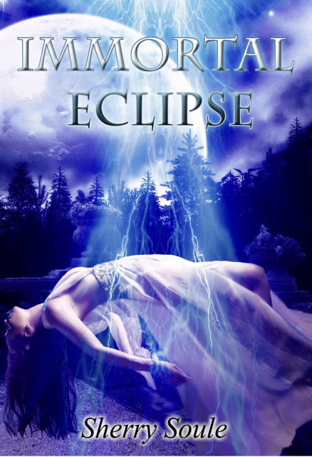 IMMORTAL ECLIPSE BY SHERRY SOULE: BOOK REVIEW