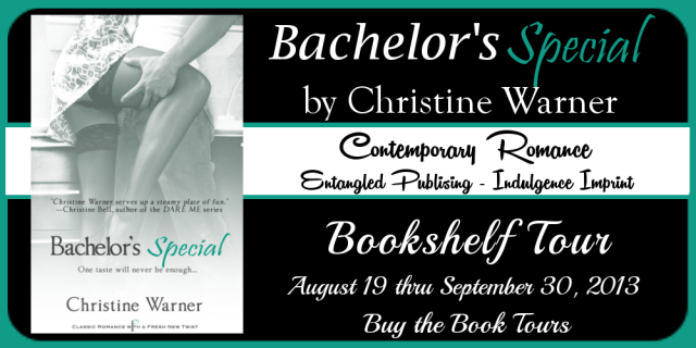CHRISTINE WARNER'S BACHELOR'S SPECIAL BLOG TOUR