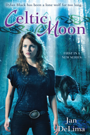 CELTIC MOON (CELTIC WOLVES, BOOK #1) BY JAN DELIMA: BOOK REVIEW