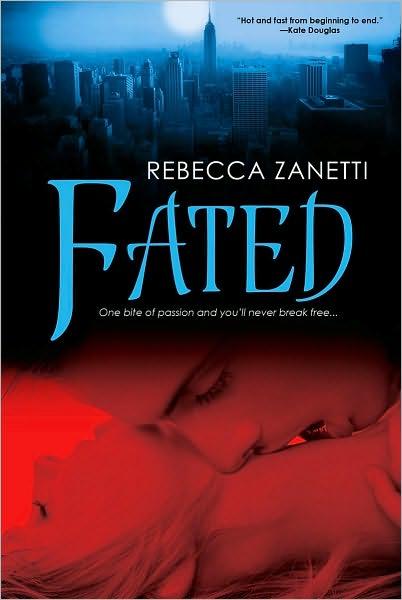 FATED (DARK PROTECTORS, BOOK #1) BY REBECCA ZANETTI: BOOK REVIEW
