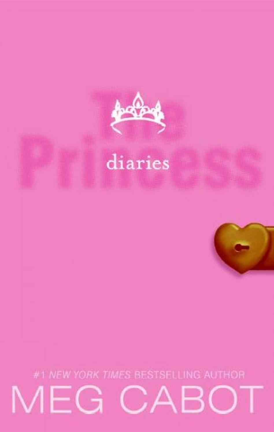 Image result for the princess diaries book cover