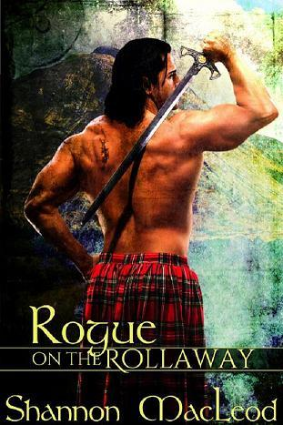 ROGUE ON THE ROLLAWAY BY SHANNON MACLEOD: BOOK REVIEW